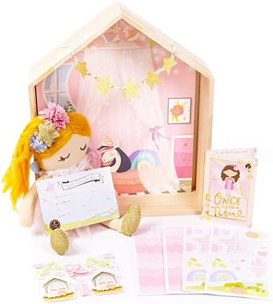 Story Magic Fairy Dream Dollhouse