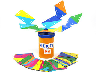 Verti-Go - The Card Game of Balance and Chaos Game