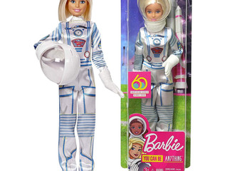 Barbie You Can Be Anything Astronaut