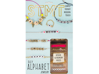 Horizon STMT Alphabet Jewelry