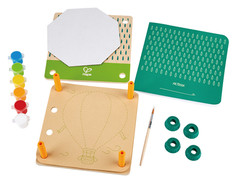 Hape Outdoor Adventure Collection Flower Press and Art Kit