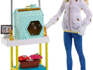 Mattel Barbie Beekeeper