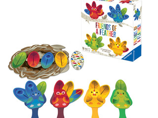 Ravensburger Friends of a Feather