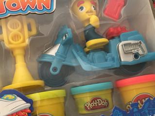 Do We Really Need Play-Doh Guns?