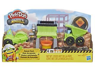 Hasbro Play-Doh Gravel Yard