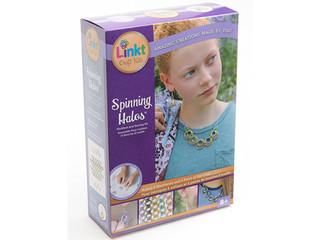 Linkt Spinning Halos Jewelry Craft Kit
