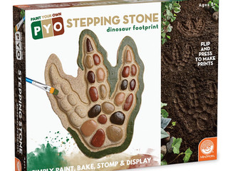 Mindware Stepping Stone Dinosaur Footprint