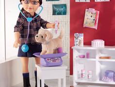 Journey Girls Pet Vet Care Kit