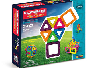 Magformers Creator Set 26 pieces