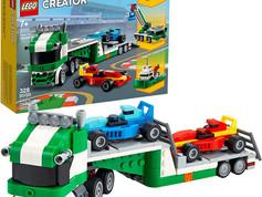 LEGO CREATOR 3-in-1 Race Car Transporter