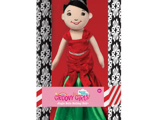 Manhattan Groovy Girls Jingle Belle Holiday Doll