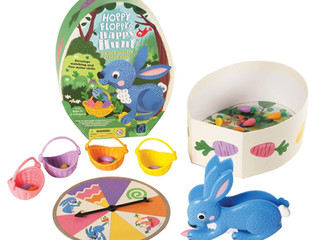 Educational Insights Hoppy Floppy's Happy Hunt