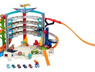Mattel Hot Wheels Ultimate Garage