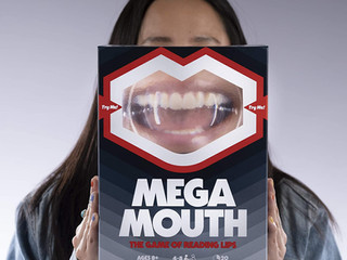 Big G Creative Mega Mouth: The Game for Lip Readers
