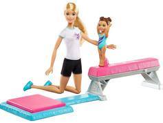 Mattel Barbie Flippin' Fun Gymnast