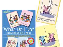 What Do I Do? Conversation Cards