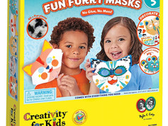 Creativity for Kids Fun Furry Masks