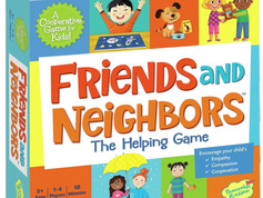 Peaceable Kingdom Friends and Neighbors —The Helping Game