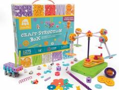 Goldie Blox Craftstruction Box