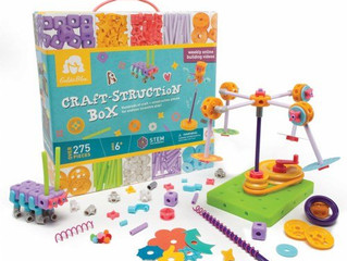 Goldie Blox Craftstruction Box