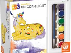 Mindware Paint Your Own Unicorn Light