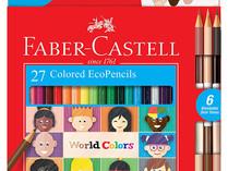 Faber-Castell World Colors Pencils