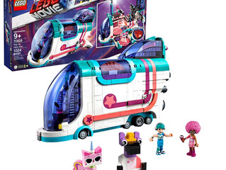 Lego Pop-up Party Bus