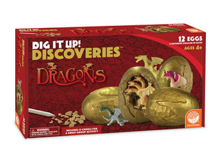Mindware Dig It Up! Discoveries: Dragons
