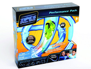 Neat-oh Zipes Speed Pipes, Performance Pack