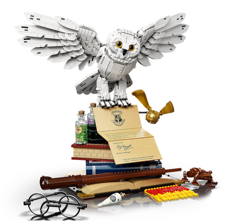 LEGO Hogwarts Icons Collector's Edition