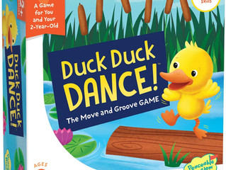Peaceable Kingdom Duck, Duck, Dance