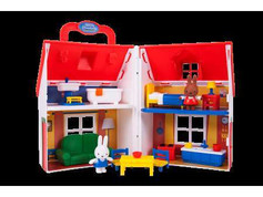 Miffy's Adventures Big and Small House