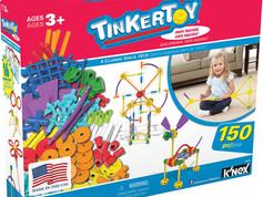 K'nex Tinker Toy 150 Piece Set