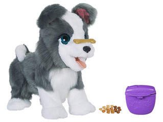 Hasbro Fur Real Ricky the Trick Lovin' Pup