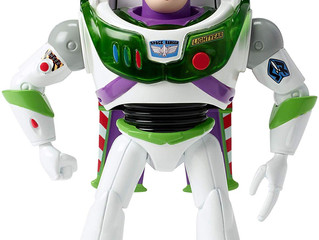 Disney Blast-off Buzz Lightyear
