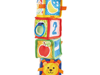 Kidoozie Discovery Soft Blocks