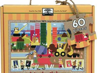 Innovative Kids Big Builder 60-Piece Floor Puzzle