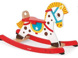 Janod Punchy Rocking Horse