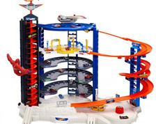 Hot Wheels Super Ultimate Garage Award Pending