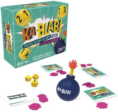 Hasbro Ka-Blab! Game