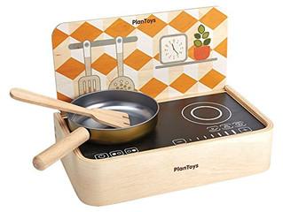 Plan Toys Portable Kitchen Toy