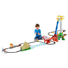 Fisher-Price Thomas & Friends Sky-High Bridge Jump