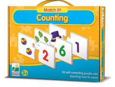 Learning Journey Match it! Counting Puzzles