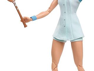 Barbie Signature Inspiring Women Series Billie Jean King and Ella Fitzgerald