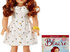 American Girl Blaire, 2019  Girl of the Year