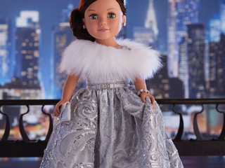 Journey Girls Holiday Doll for 2016