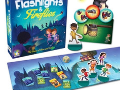 Gamewright Flashlights & Fireflies Game
