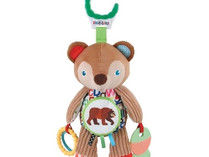 Eric Carle Development Toy Elephant & Bear