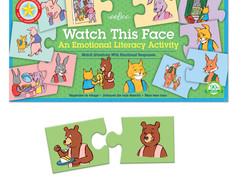 eeBoo Watch This Puzzle Pairs