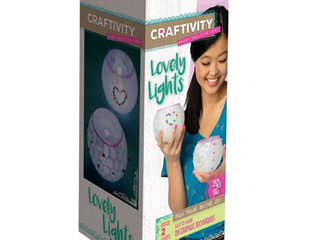 CRAFTIVITY - Lovely Lights